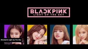 Blackpink Light Up The Sky